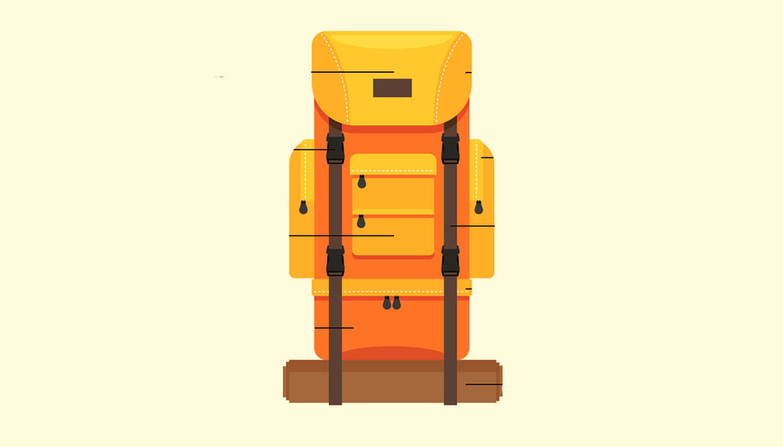 outdoorish gossamer-mariposa-60-backpack