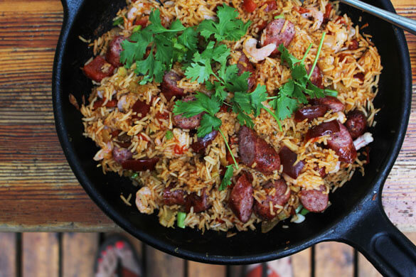 fried-campground-jambalaya